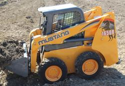 Mustang 1650R skid steer loader
